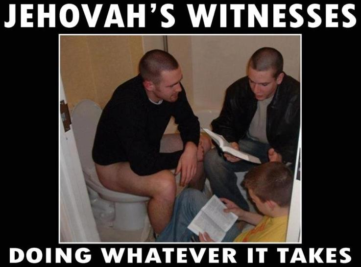 Crazy Christianity: Jehovah's Witnesses | Common Sense